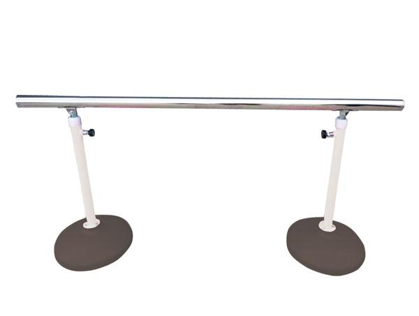 HDH-11-B喷涂铸铁铝合金移动式舞蹈把杆