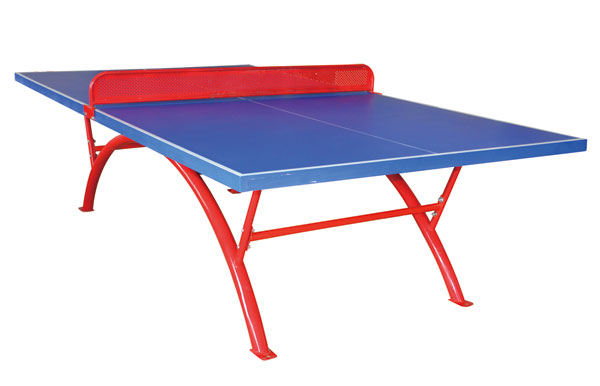CD-09 SMC室外乒乓球台(双翻边) (6053)