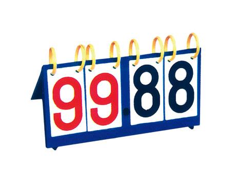 乒乓球翻分牌(6087)