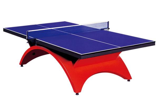 CD-06 高档室内乒乓球台(大彩虹式)