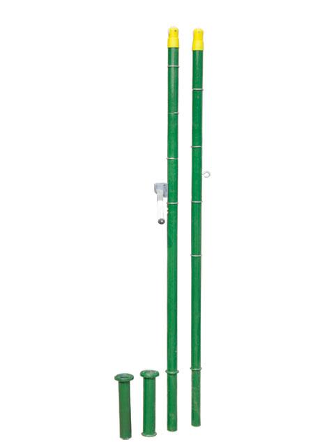 CD-02 插地式羽毛球柱(4065)