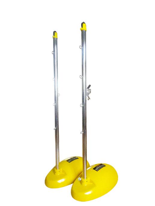 CD-06 高级比赛型羽毛球柱(不锈钢/铝合金)