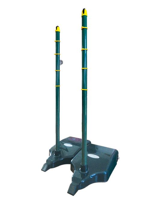 CD-01 高级比赛型羽毛球柱(ABS)